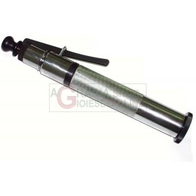ABATTIBUOI GUN FOR STAINLESS STEEL MATTAATION CAL. 38