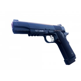 PISTOLA AIRSOFT STI 1911-A1 CALIBRO MM. 6 JOULE 0.7