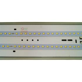 WATERPROOF LED CEILING LAMP 220-240V LUMEN 6700 WATT. 58