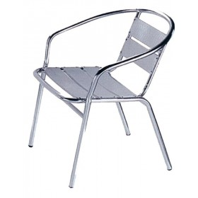ARMCHAIR THE ALUMINUM CLUB