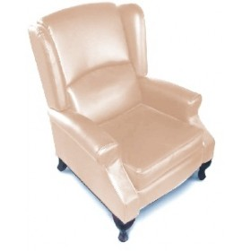 RECLINER ARMCHAIR MOD. CRIZIA CREAM
