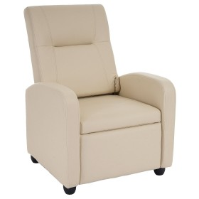 RECLINER ARMCHAIR MODEL HELLO IVORY COLOR
