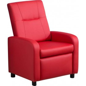 RECLINER ARMCHAIR MODEL HELLO RED