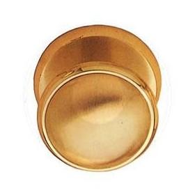 DOOR KNOB SATIN GOLD MM.70