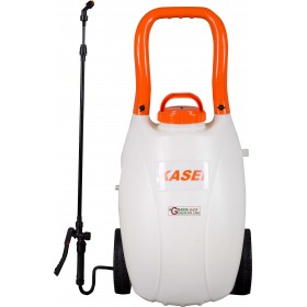 KASEI RECHARGEABLE BATTERY TROLLEY SPRAYER PUMP WITH WHEELS