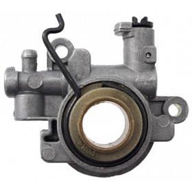COMPLETE OIL PUMP FOR CHAINSAW S290