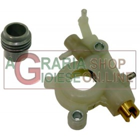 OIL PUMP WITH ENDLESS SCREW FOR ALPINA CHAINSAW A400 A450 A460 A500 A510 P-450 8251590