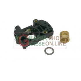 OIL PUMP FOR ALPINE CHAINSAW WITH ENDLESS SCREW A540 A550 A600