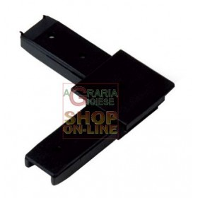 CORNER ALUMINUM PROFILE FOR IRS CLARISSA MOSQUITO NET