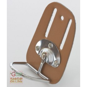 LEATHER BELT HAMMER HOLDER WITH JOINT