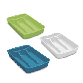 Spring Line 4-seater cutlery tray cm. 18x31x4,5h.