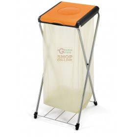 GIMI WASTE BIN FOR SEPARATE WASTE COLLECTION NATURE PLUS MODEL WITH ONE BAG CM. 65 x 105 approx