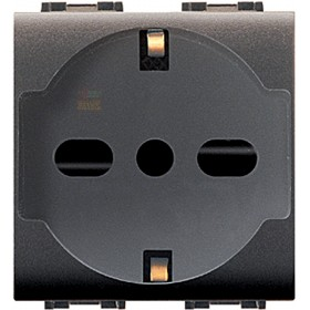 BYPASS SOCKET WITH SCHUKO ART. 4050