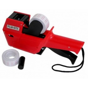 PRICING MACHINE WITH 2 ROLLS OF LABELS