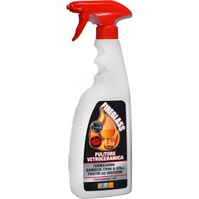 FIREGLASS FIREPLACE CLEANER ML. 750