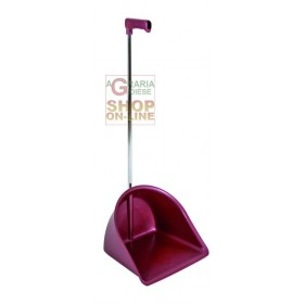 WASTE COLLECTION FOR HORSES MOD. LUXURY WITH HANDLE CM. 36X90