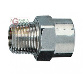 REDUCTION ANI FOR F / M 1/4 X 3/8 INCH FITTINGS