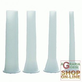REBER FUNNEL SERIES 4 PIECES FOR PVC BAGGING MACHINE