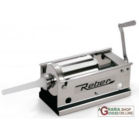 REBER BAGGING MACHINE FOR SALAMI INOX 1 SPEED KG. 3
