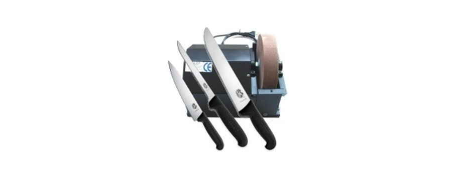 Butcher's knives victorinox sanelli cleavers mincers sharpeners sharpeners