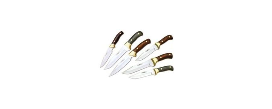 Multi-purpose collector's knives